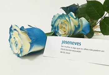 Feliz Día de la Mujer José Neves Embalagens